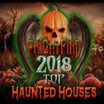VOTED #1 HAUNTED HOUSE IN TENNESSEE, 2018 - FRIGHTFIND
